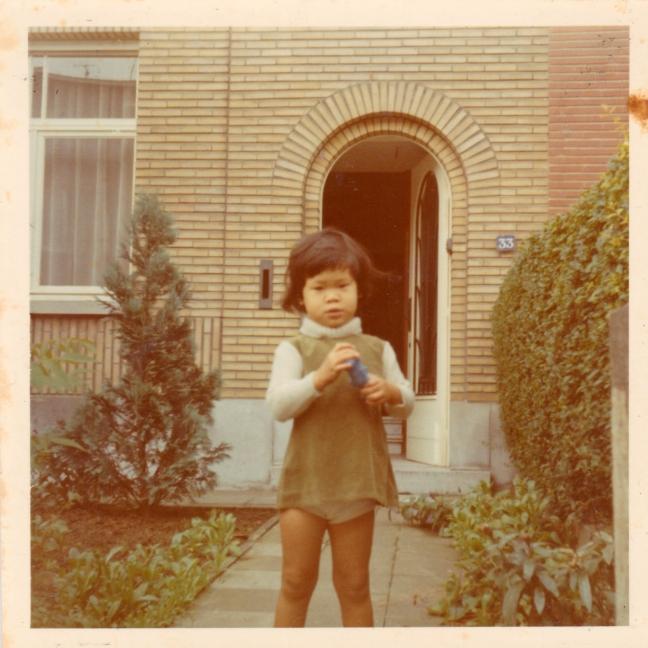 1971-belgique- maison